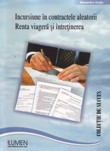 Incursiune in contractele