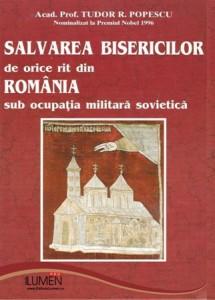 Popescu Tudor - Salvarea bisericilor