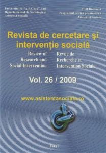 Revista de cercetare 26