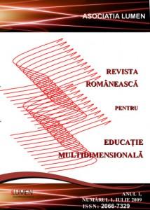 Revista romaneasca nr. 1-2009
