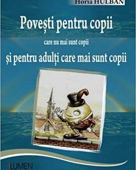 Publica cartea ta la Editura Stiintifica Lumen HULBAN Povesti pentru copii