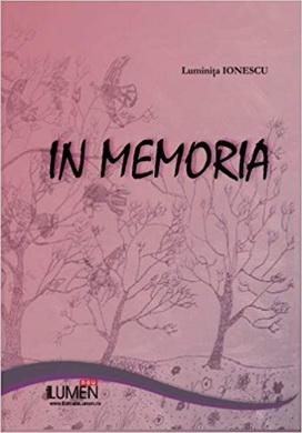 Publica cartea ta la Editura Stiintifica Lumen IONESCU In memoria