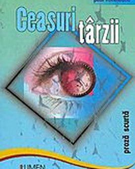 Publica cartea ta la Editura Stiintifica Lumen MIHALACHE Ceasuri tarzii