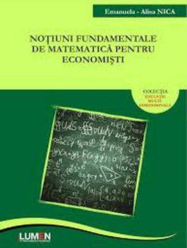 Publica cartea ta la Editura Stiintifica Lumen NICA Notiuni fundamentale