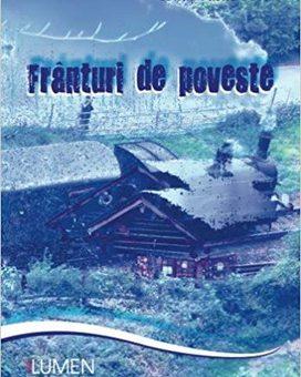 Publica cartea ta la Editura Stiintifica Lumen STAN Franturi de poveste