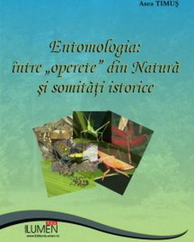 Publica cartea ta la Editura Stiintifica Lumen TIMUS Entomologia