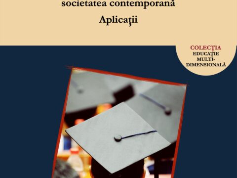 Publica cartea ta la Editura Stiintifica Lumen C1 Educatia in societatea contemporana CLIPA CRAMARIUC B5 ISBN curves