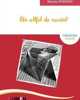 Publica cartea ta la Editura Stiintifica Lumen STANOIU Un altfel