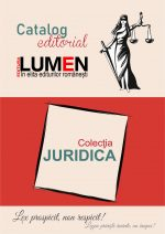 Publica cartea ta la Editura Stiintifica Lumen C1 Catalog JURIDICA 2018 2 curves e1551790446368