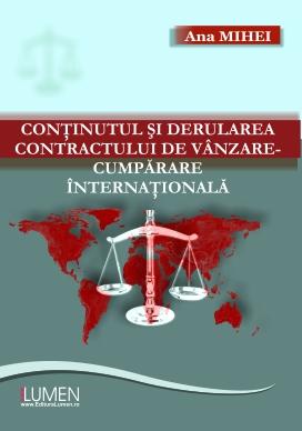 Publica cartea ta la Editura Stiintifica Lumen continutul