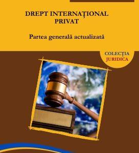 Publica cartea ta la Editura Stiintifica Lumen drept international