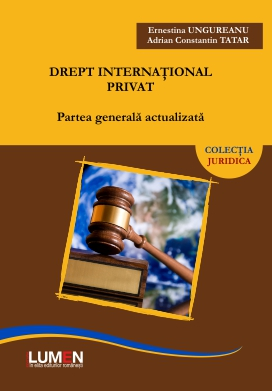 Publica cartea ta la Editura Stiintifica Lumen drept international