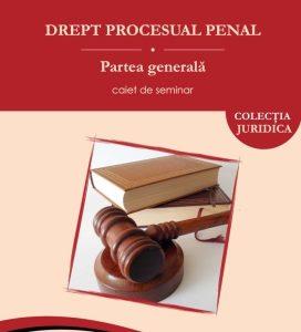 Publica cartea ta la Editura Stiintifica Lumen drept procesual caiet
