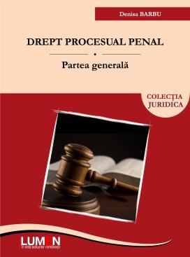 Publica cartea ta la Editura Stiintifica Lumen drept procesual
