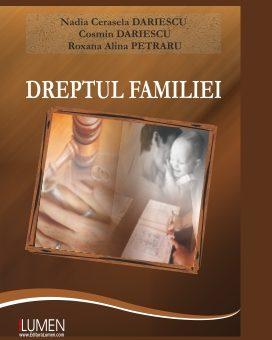 Publica cartea ta la Editura Stiintifica Lumen dreptul familiei anitei