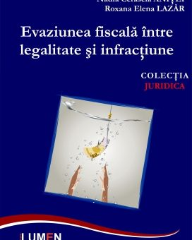 Publica cartea ta la Editura Stiintifica Lumen evaziunea