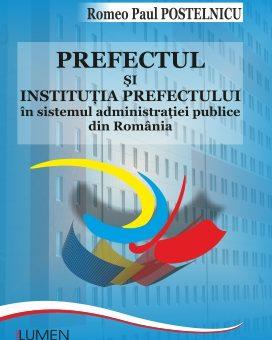 Publica cartea ta la Editura Stiintifica Lumen prefectul