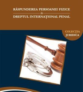 Publica cartea ta la Editura Stiintifica Lumen raspunderea