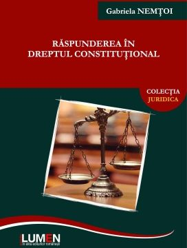 Publica cartea ta la Editura Stiintifica Lumen raspunderea in