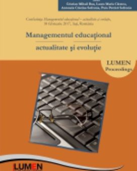 Publica cartea ta la Editura Stiintifica Lumen 11 MEAE 2017