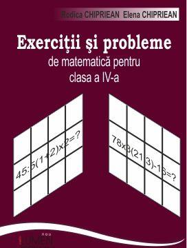 Publica cartea ta la Editura Stiintifica Lumen CHIPRIEAN Exercitii si probleme