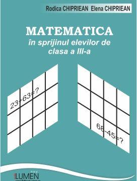 Publica cartea ta la Editura Stiintifica Lumen CHIPRIEAN Matematica