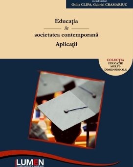 Publica cartea ta la Editura Stiintifica Lumen CLIPA Educatia in societatea