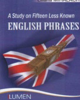 Publica cartea ta la Editura Stiintifica Lumen MIHALACHI A study