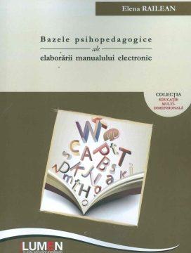 Publica cartea ta la Editura Stiintifica Lumen RAILEAN Bazele