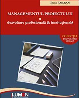 Publica cartea ta la Editura Stiintifica Lumen RAILEAN Managementul
