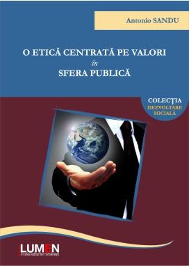 Publica cartea ta la Editura Stiintifica Lumen SANDU O etica centrata 2017