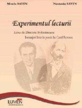 Publica cartea ta la Editura Stiintifica Lumen SAVIN Experimentul lecturii