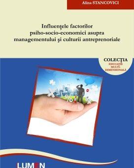Publica cartea ta la Editura Stiintifica Lumen STANCOVICI influentele