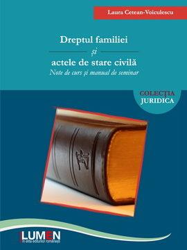 Publica cartea ta la Editura Stiintifica Lumen Cetean Dreptul WP