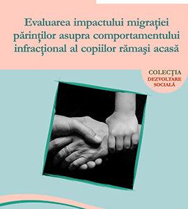 Publica cartea ta la Editura Stiintifica Lumen Evaluarea impactului migratiei CATARAU Coperta