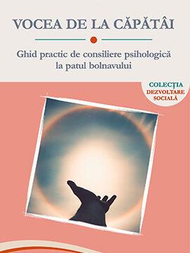 Publica cartea ta la Editura Stiintifica Lumen Vocea de la capatai MOISE Coperta 1