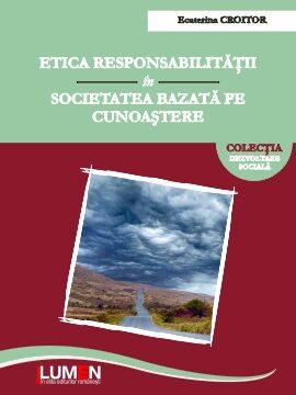 Publica cartea ta la Editura Stiintifica Lumen C1 COVER Eticaresponsabilitatii CROITOR B5 ISBN scalat