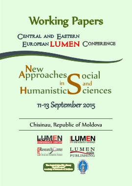 Publish your work with LUMEN Cover NASHS 2015 Working papers curves