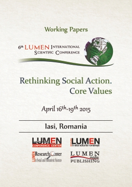 Publish your work with LUMEN WP RSACV 2015