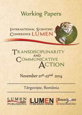 Publish your work with LUMEN WP TCA 2014