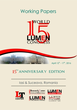Publish your work with LUMEN WP WLC 2016