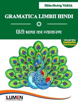 Publica cartea ta la Editura Stiintifica Lumen Csmall Gramatica limbii hindi VARGA 2021 B5