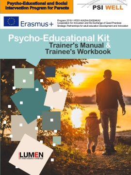 Publica cartea ta la Editura Stiintifica Lumen Cover small Manual for trainers