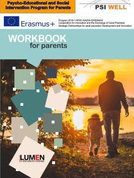 Publica cartea ta la Editura Stiintifica Lumen Cover small Workbook for parents