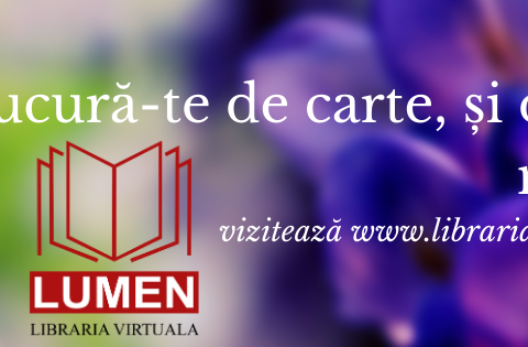 Publica cartea ta la Editura Stiintifica Lumen banner libraria 1