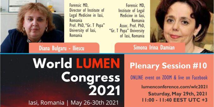 Publica cartea ta la Editura Stiintifica Lumen Plenary session 10 new