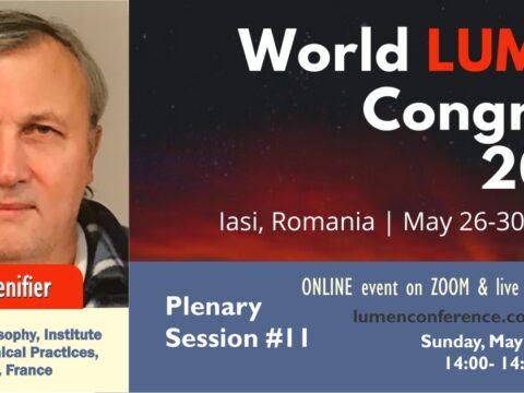 Publica cartea ta la Editura Stiintifica Lumen Plenary session 11 new