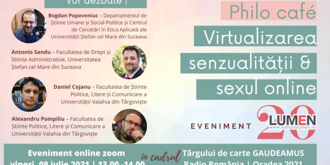 Publica cartea ta la Editura Stiintifica Lumen philocafe gaudeamus2021 oradea 3
